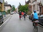Radeln durch die Wiehre Freiburg
