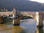 Doubs-Brücke Ste Ursanne