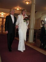 Karl und Steffis Hochzeit