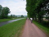 Radtour an der Dreisam