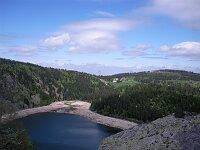 Lac Blanc Vogesen