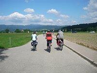 Radtour im Dreisamtal