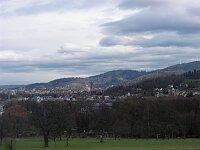 Freiburg vom Schönberg